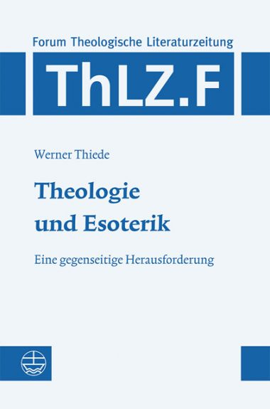 "Cover ""Theologie und Esoterik"""