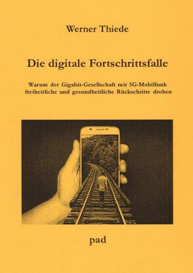 "Cover ""Die digitale Fortschrittsfalle"""