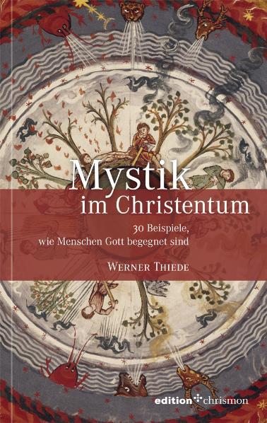 "Cover ""Mystik im Christentum"""