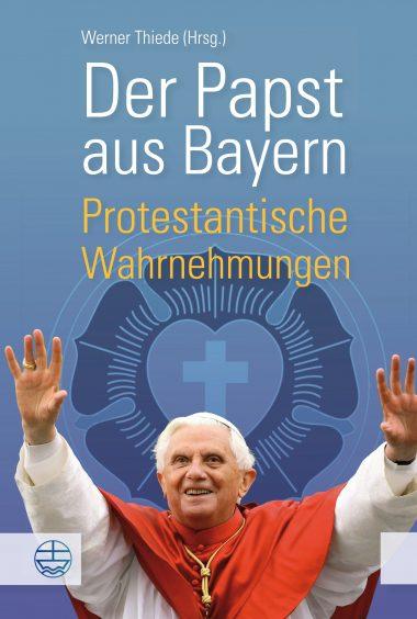 """Cover """"Der Papst aus Bayern"""""""