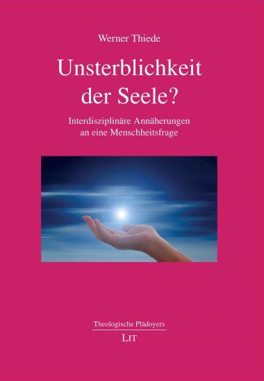 """Cover """"Unsterblichkeit der Seele"""""""