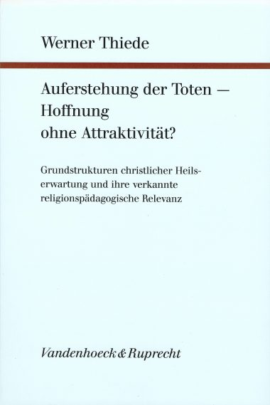 """Cover """"Auferstehung der Toten"""""""