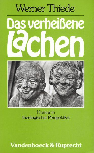 """Cover """"Das verheißene Lachen"""""""