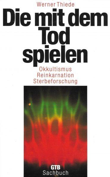 """Cover """"Die mit dem Tod spielen"""""""